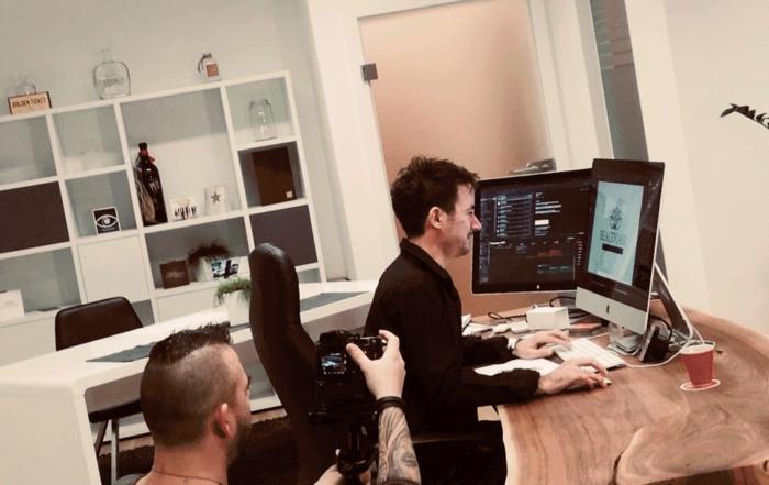 Rockymedia Videodreh